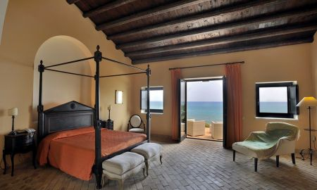 Suite Deluxe - Falconara Charming House & Resort - Sicile