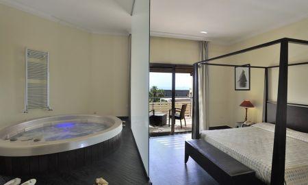 Suite Junior Fattoria - Vue Mer - Falconara Charming House & Resort - Sicile