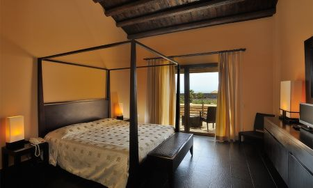 Chambre Classique - Vue Mer - Falconara Charming House & Resort - Sicile