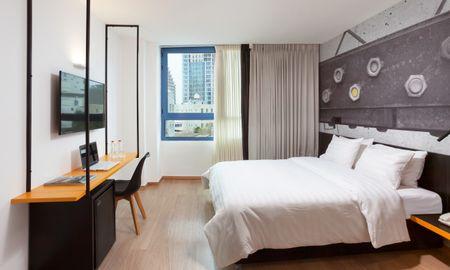 Quarto Premium Duplo com Vista para o Mar - BY14 TLV Hotel - Tel Aviv