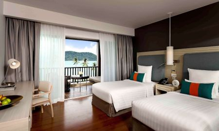 Deluxe Twin Room - Sea View - Pullman Phuket Panwa Beach Resort - Phuket