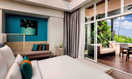 Piscina Villa Andaman - Vista Mare - Pullman Phuket Panwa Beach Resort - Phuket