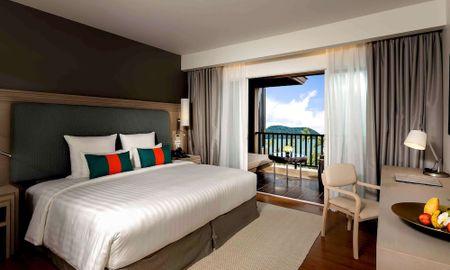 Deluxe Room - Sea View - Pullman Phuket Panwa Beach Resort - Phuket