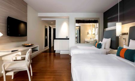 Deluxe Twin Room - Pullman Phuket Panwa Beach Resort - Phuket