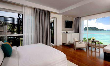 Deluxe Suite - Balcony - Andaman Sea View - Pullman Phuket Panwa Beach Resort - Phuket