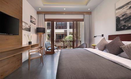 Habitación Deluxe - Vista a la Piscina - Akana Boutique Hotel - Bali