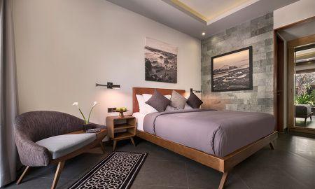 Habitación Deluxe - Acceso a la Piscina - Akana Boutique Hotel - Bali
