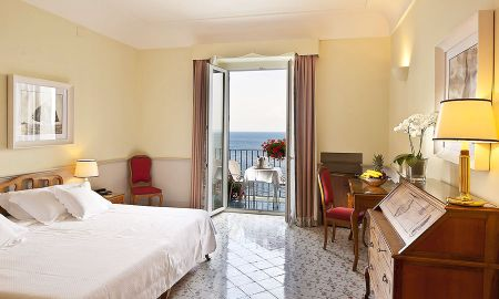 Chambre Supérieure - Vue sur Mer - Regina Isabella – Resort SPA Restaurant - Île D'ischia