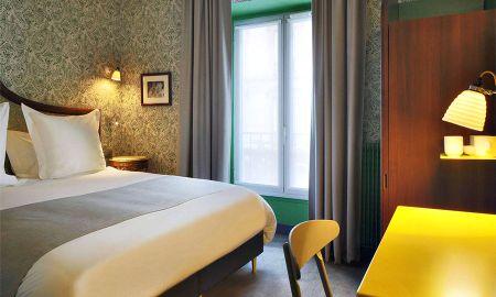 Chambre Individuelle - Hôtel Joséphine By HappyCulture - Paris