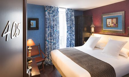 Chambre Standard Double - R. Kipling Hotel By HappyCulture - Paris