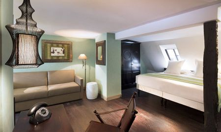 Suite - R. Kipling Hotel By HappyCulture - Paris
