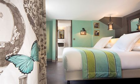 Superior Doppelzimmer - R. Kipling Hotel By HappyCulture - Paris