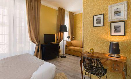 Номер Семейный - Hotel Le Grimaldi By HappyCulture - Nice