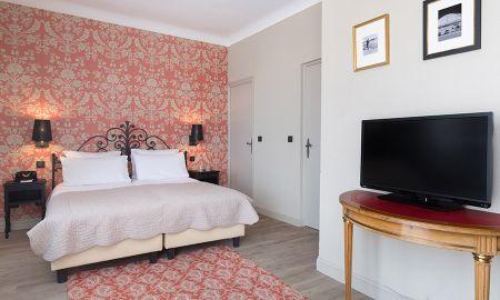 Junior Suite - Hotel Le Grimaldi By HappyCulture - Nice