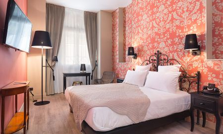 Chambre Supérieure - Hotel Le Grimaldi By HappyCulture - Nice