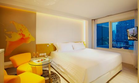 Residencia Familia Deluxe - Centara Watergate Pavillion Hotel Bangkok - Bangkok