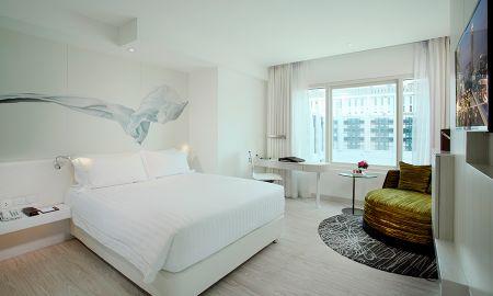 Quarto Superior - Centara Watergate Pavillion Hotel Bangkok - Bangkok