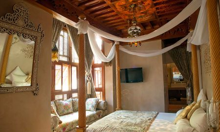 Suite Deluxe - Riad Flam & Spa - Marrakech