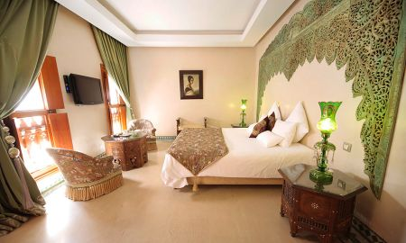 Chambre Double Deluxe - Riad Flam & Spa - Marrakech