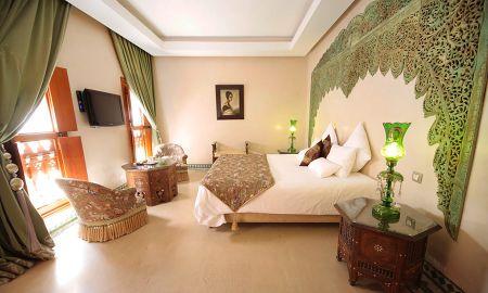 Habitación Doble Deluxe - Riad Flam & Spa - Marrakech