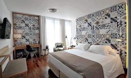 Habitación Doble - Vincci Soma - Madrid