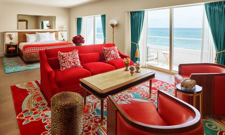 Suite Junior Premier - Vista Oceano - Faena Hotel Miami Beach - Miami
