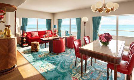 Suite d'Angle Junior Premier - En bord de mer - Faena Hotel Miami Beach - Miami