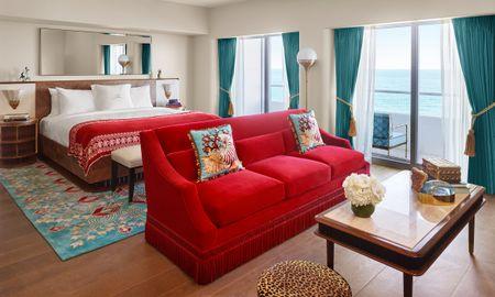 Camera Premier - Fronte Oceano - Faena Hotel Miami Beach - Miami