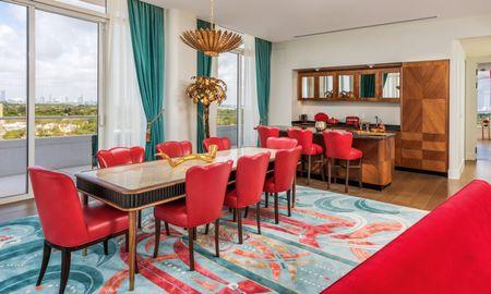 Suite Tre Camere - Vista Oceano - Faena Hotel Miami Beach - Miami