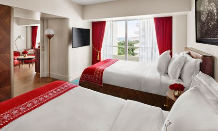 Suite Queen - Vue Partielle sur Mer - Faena Hotel Miami Beach - Miami