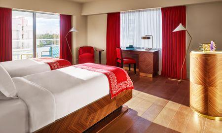 Camera con due letti singoli Vista Baia - Faena Hotel Miami Beach - Miami