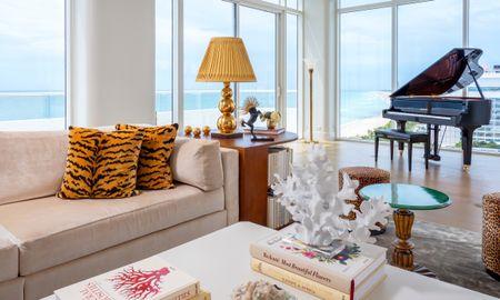 Penthouse Suite 5 Chambres - Faena Hotel Miami Beach - Miami