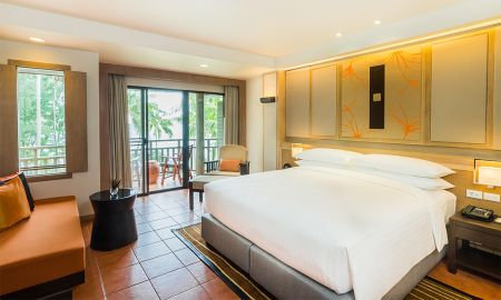Premier-Zimmer - Andaman Meerblick - Phuket Marriott Resort & Spa, Merlin Beach - Phuket