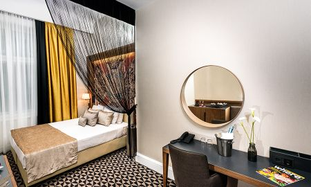 Superior Room - Hotel Moments Budapest - Budapest
