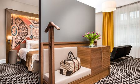 Junior Suite - Hotel Moments Budapest - Budapest