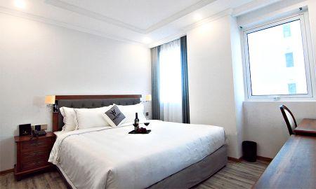 Chambre Supérieure - Vue Partielle Mer - Paracel Danang Hotel - Da Nang