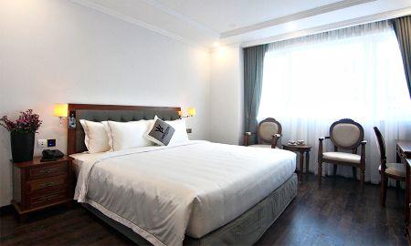 Chambre Deluxe - Vue latérale Mer - Paracel Danang Hotel - Da Nang