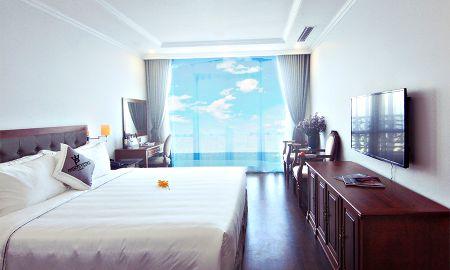 Suite avec balcon - Vue Mer - Paracel Danang Hotel - Da Nang