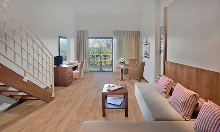Quarto Familiar Duplex - Akka Antedon Hotel - Kids Concept - Antália