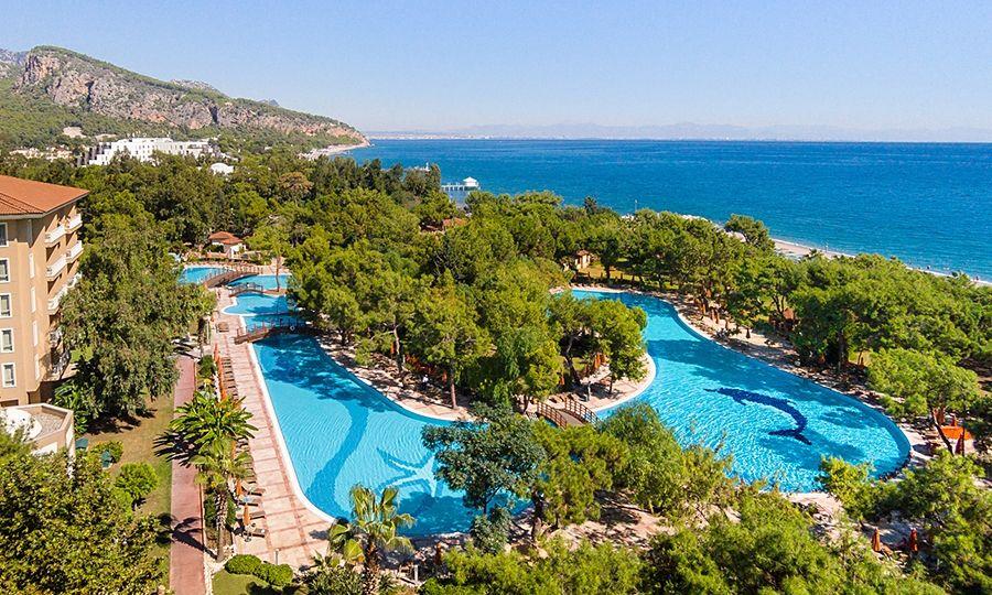 Akka Antedon Hotel - Kids Concept - Antalya
