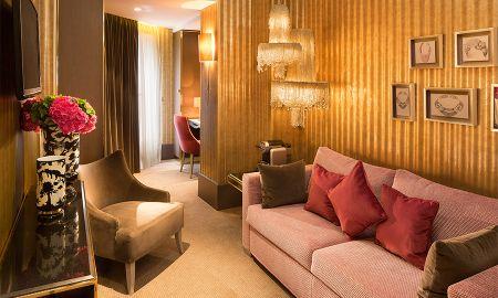 Suite avec balcon - Hôtel Baume - Paris