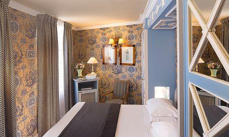 Pantheon Superior Room - Hôtel Des Grands Hommes - Paris
