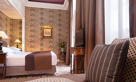 Chambre Deluxe Panthéon - Hôtel Des Grands Hommes - Paris