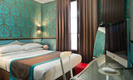 Design Classic Room - Hotel Design Sorbonne - Paris