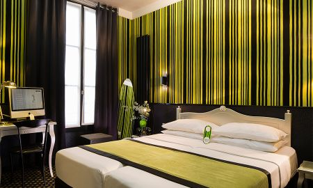 Design Superior Twin Room - Hotel Design Sorbonne - Paris