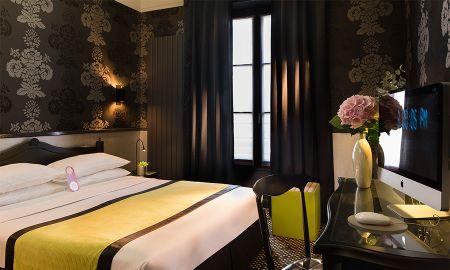 Quarto Deluxe Design - Hotel Design Sorbonne - Paris