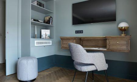 Suite Parisiense - Hotel Bachaumont - Paris