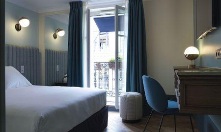 Quarto Superior - Hotel Bachaumont - Paris