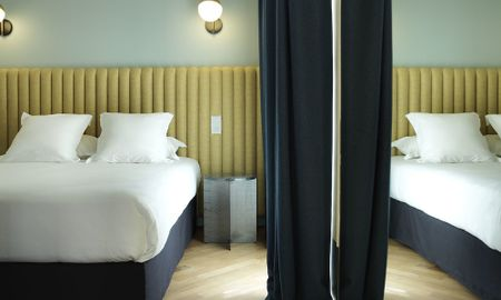 Quarto Executivo - Hotel Bachaumont - Paris