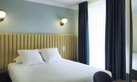 Chambre Exécutive - Hotel Bachaumont - Paris